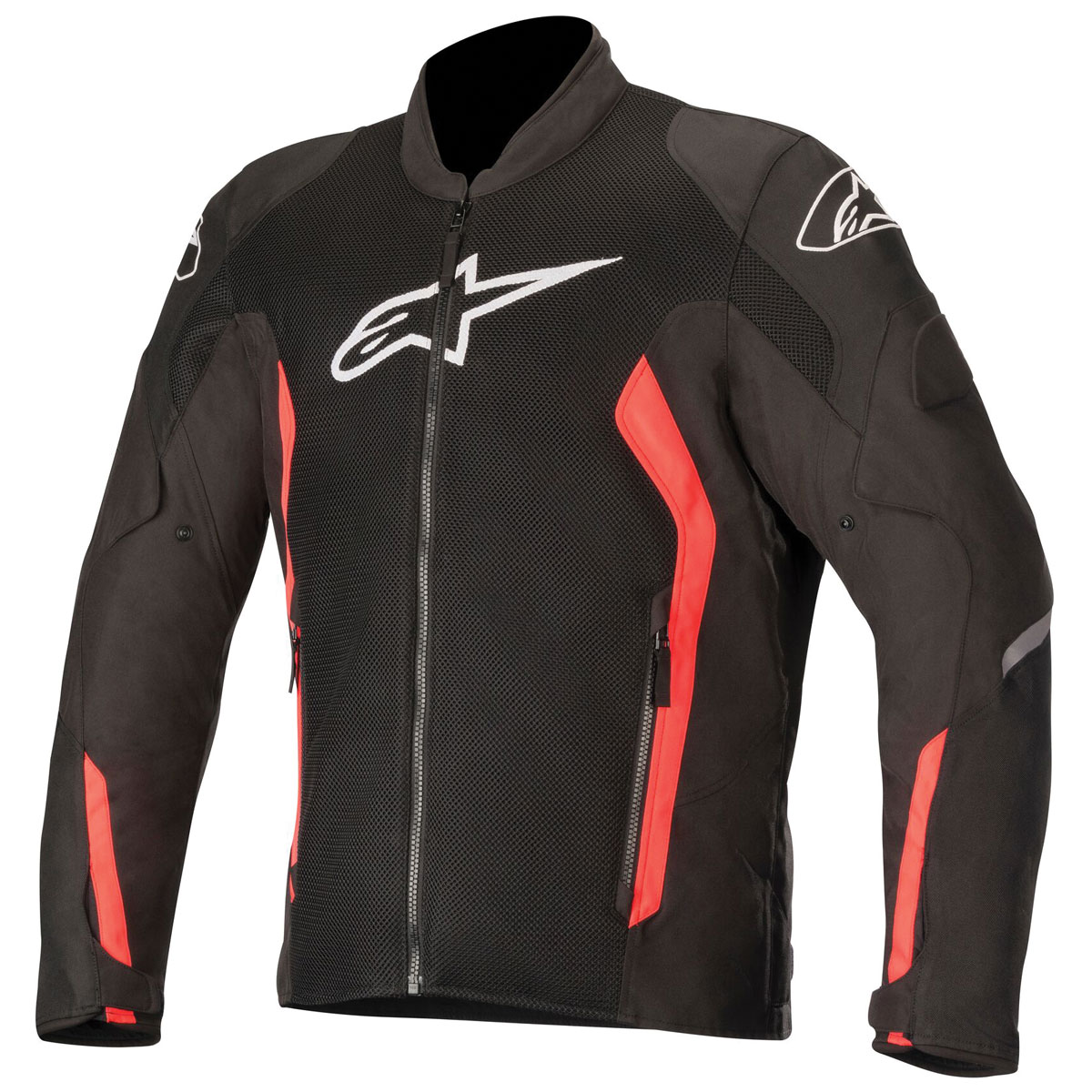 Alpinestars Men's Viper v2 Air Black/Red Fluo Jacket