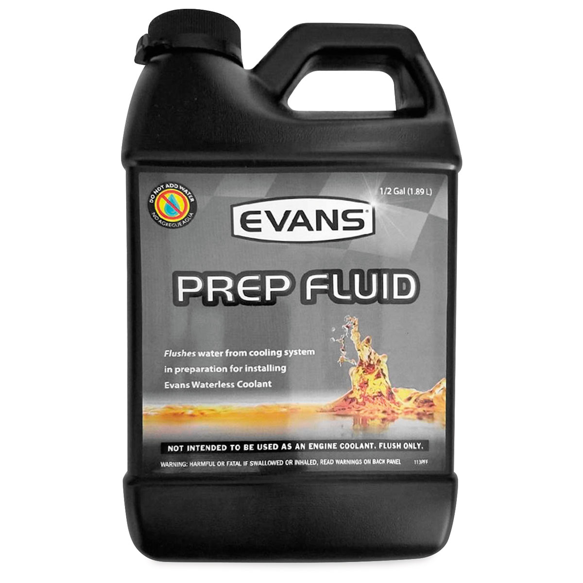 Evans Waterless Coolant Prep Fluid