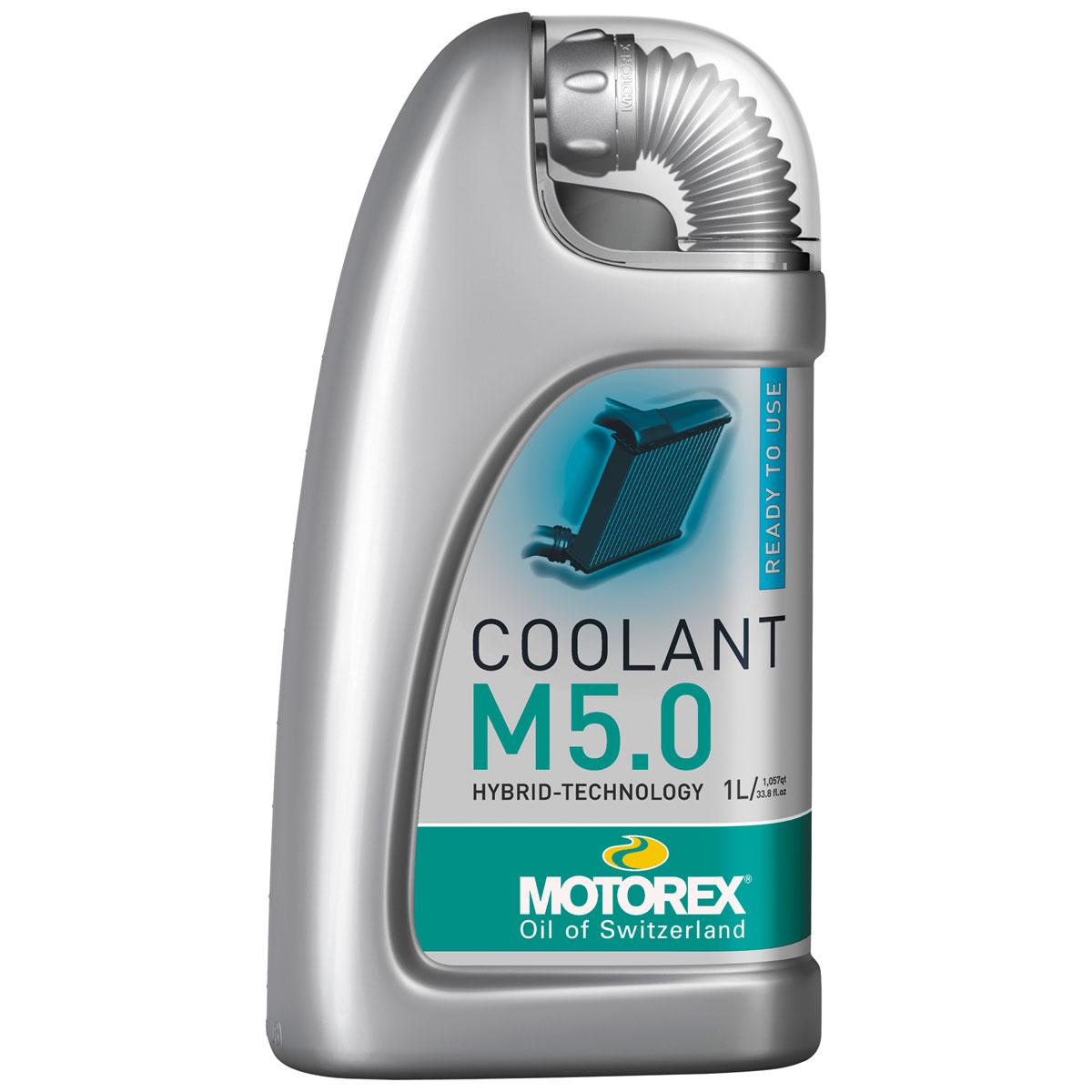 Motorex Coolant M5.0 Liter