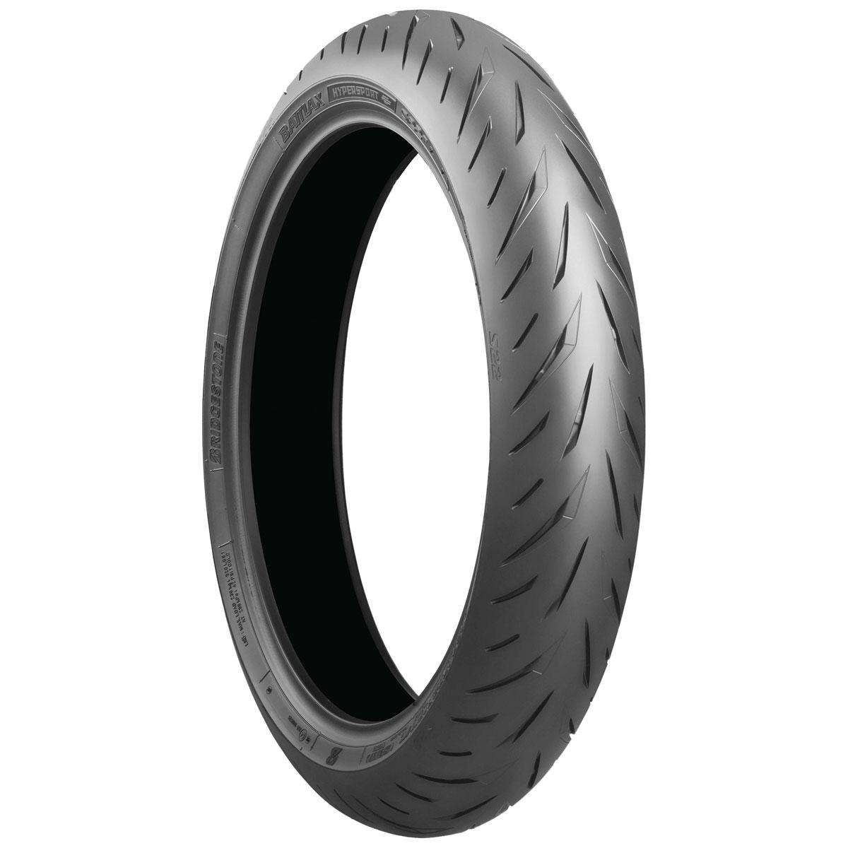 Bridgestone S22 Battlax Hypersport 120/70ZR17 Front Tire