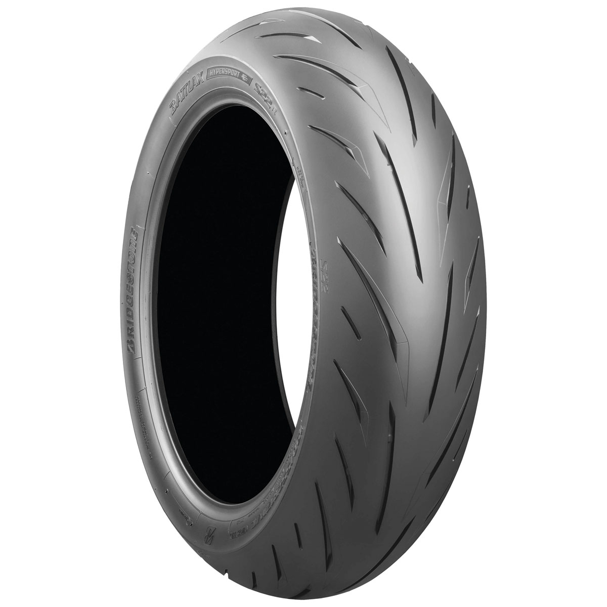 Bridgestone S22 Battlax Hypersport 180/55ZR17 Rear Tire