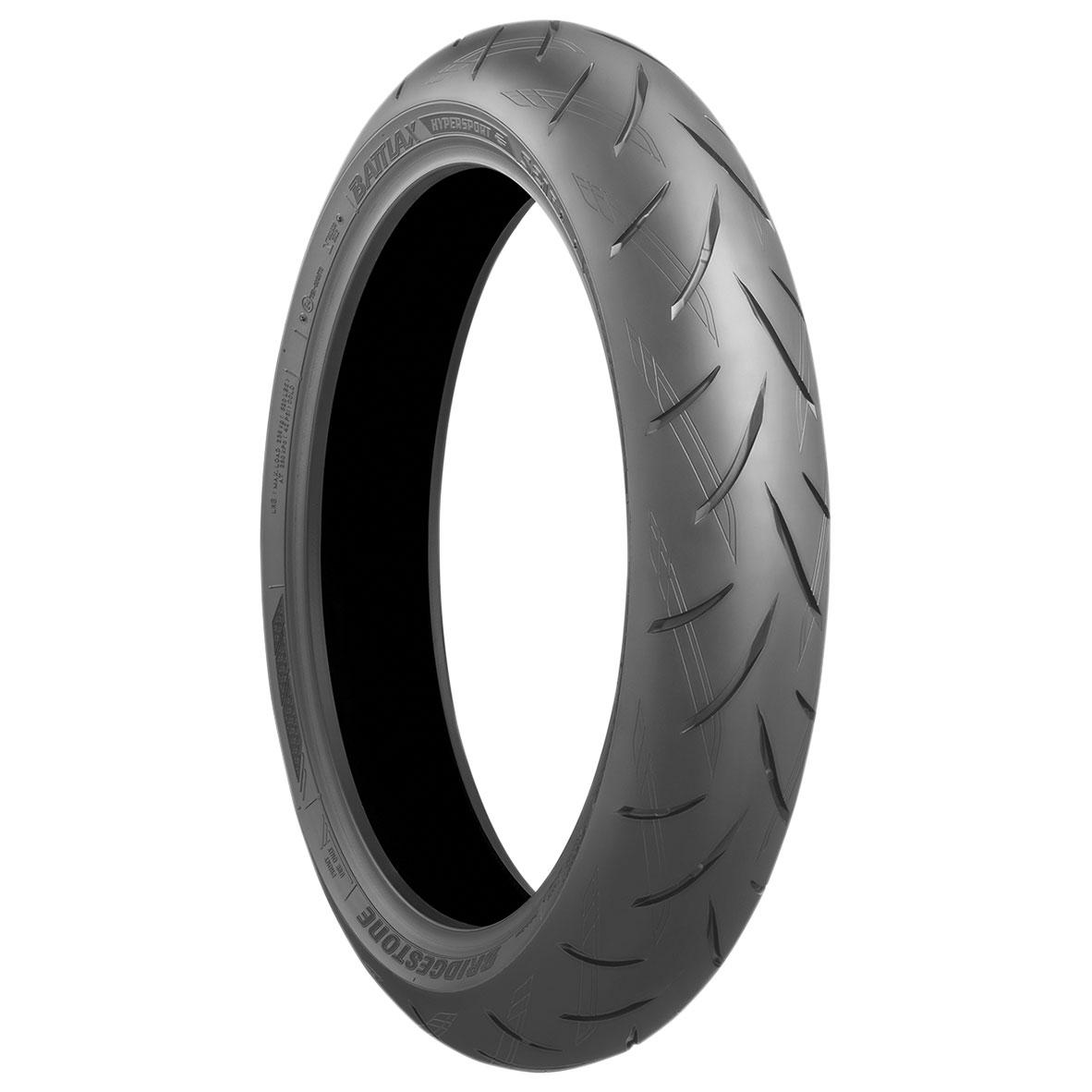 Bridgestone Battlax Hypersport S21-F 120/70ZR17 Front Tire