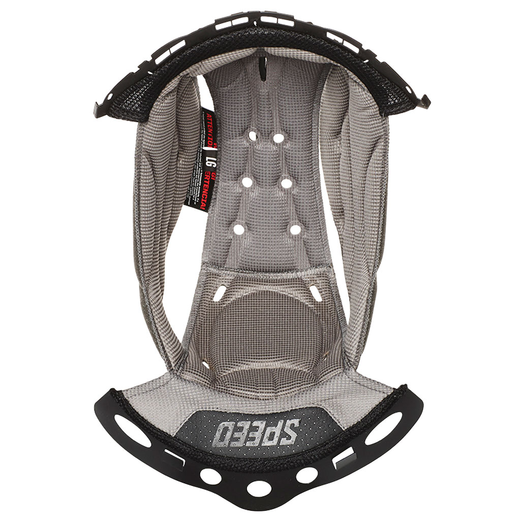 Speed and Strength SS5100 Black Helmet Liner