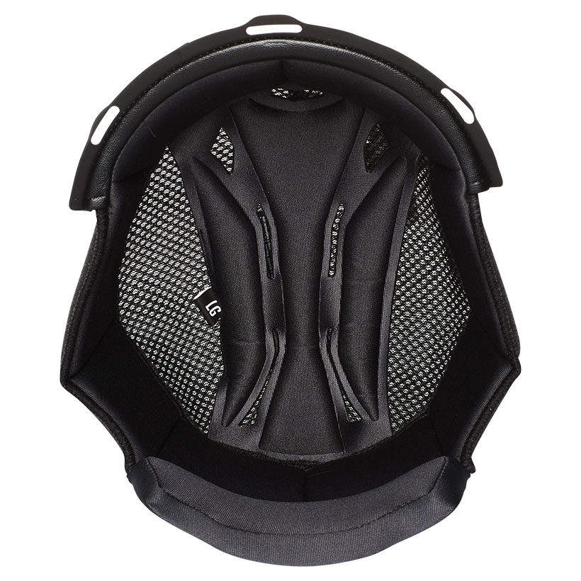 Speed and Strength SS4100 Black Helmet Liner