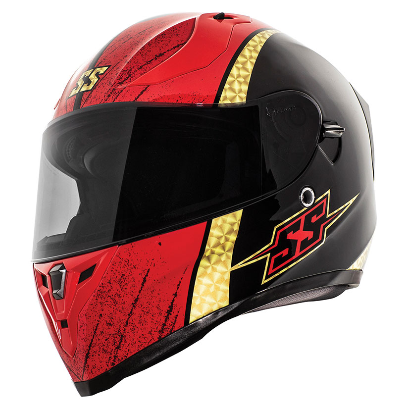 Speed and Strength SS2100 Heretic Full Face Helmet