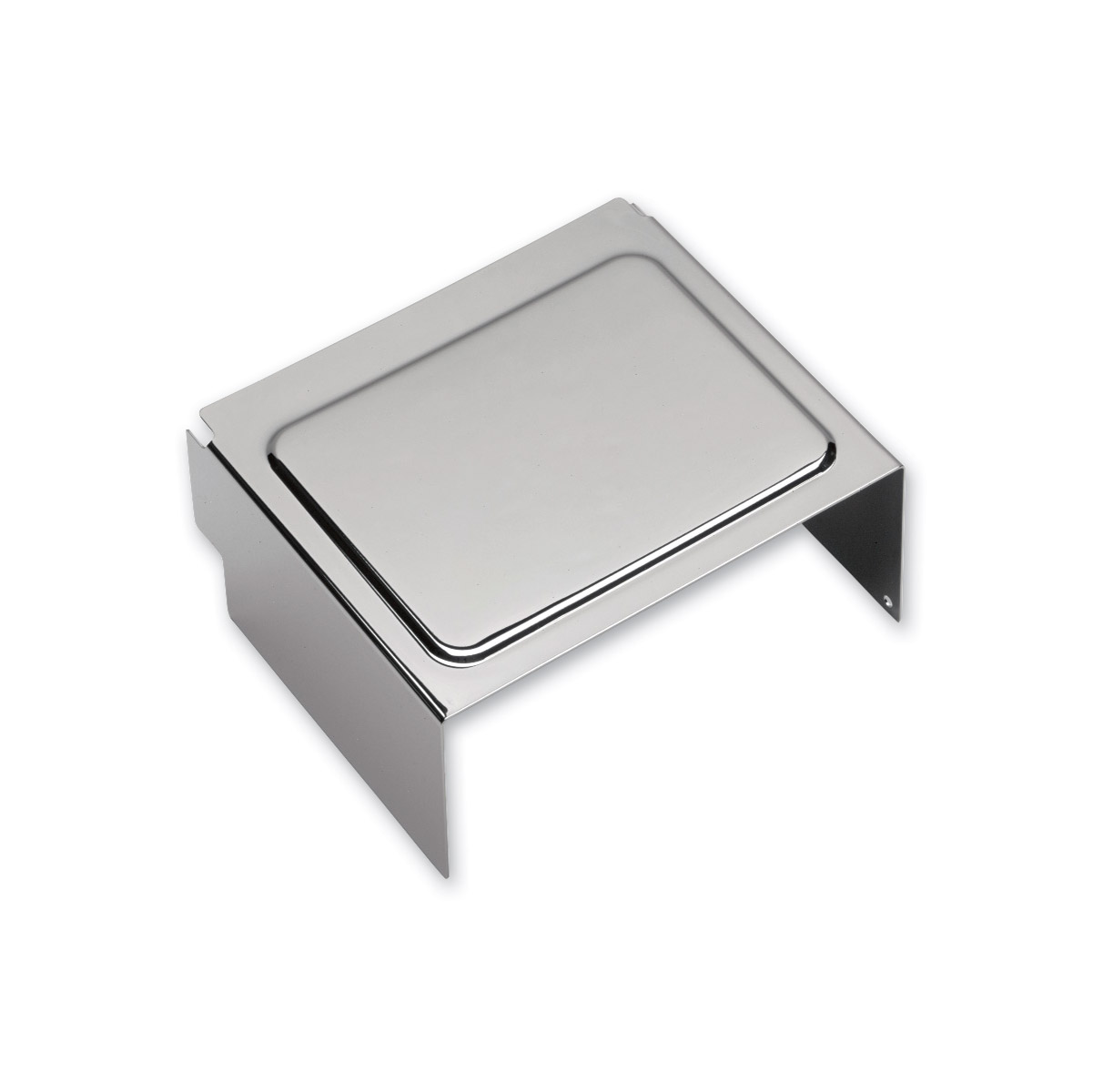 Chrome Battery Cover
