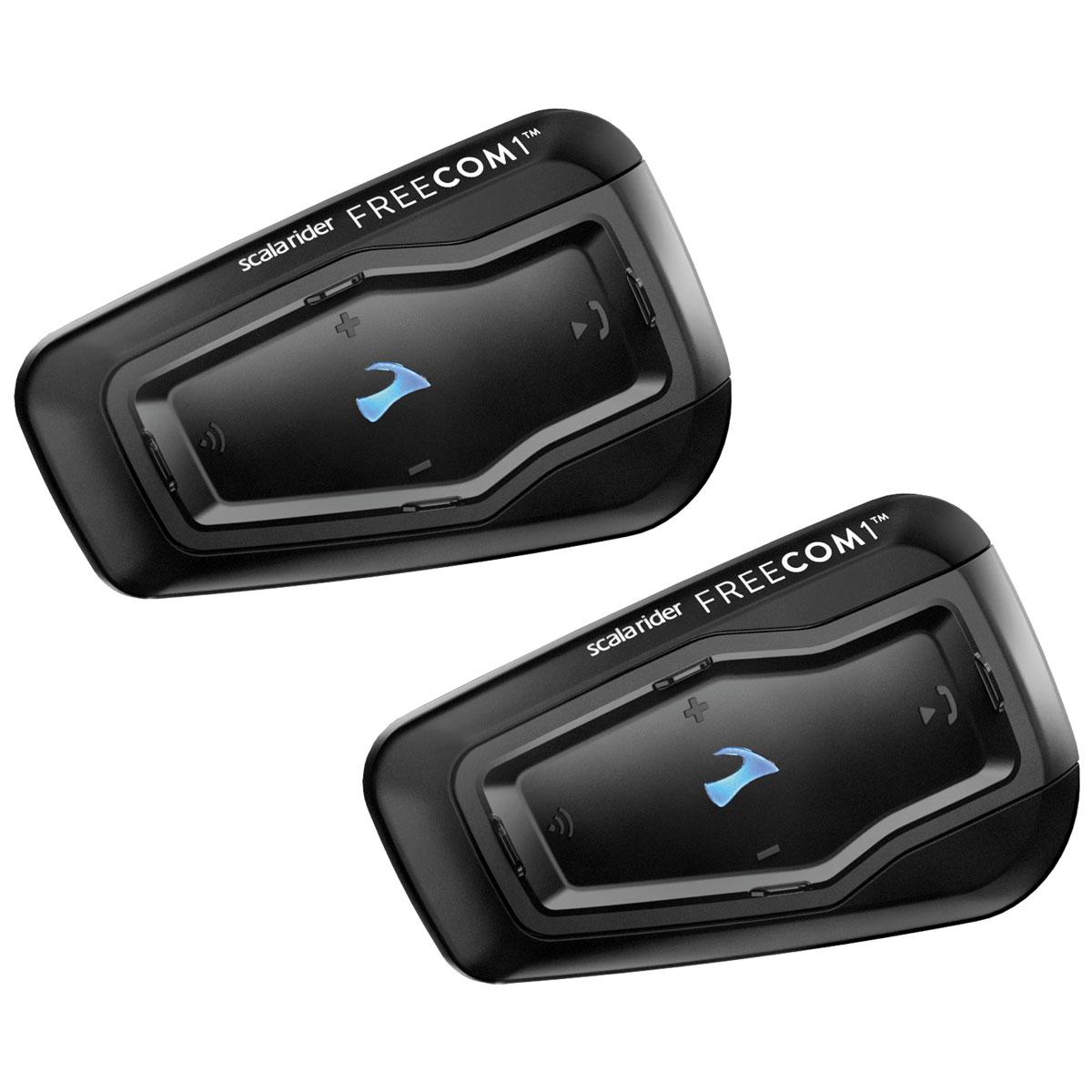 Cardo Freecom 1 Plus Dual Set Bluetooth Communication Systems