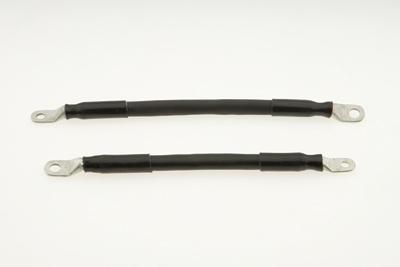 Sumax Black 2 Gauge Battery Cable Kit