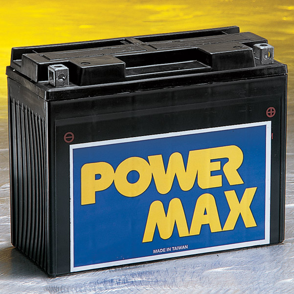 Power Max Maintenance-Free Battery