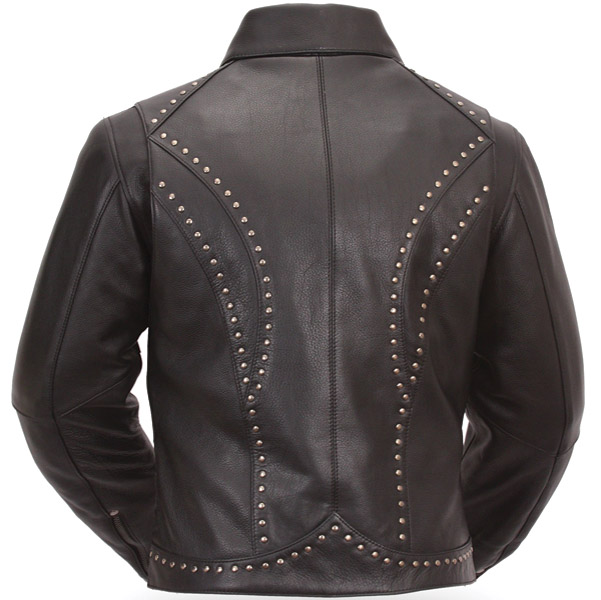 First Manufacturing Co. Women's Riveted Classic Jacket