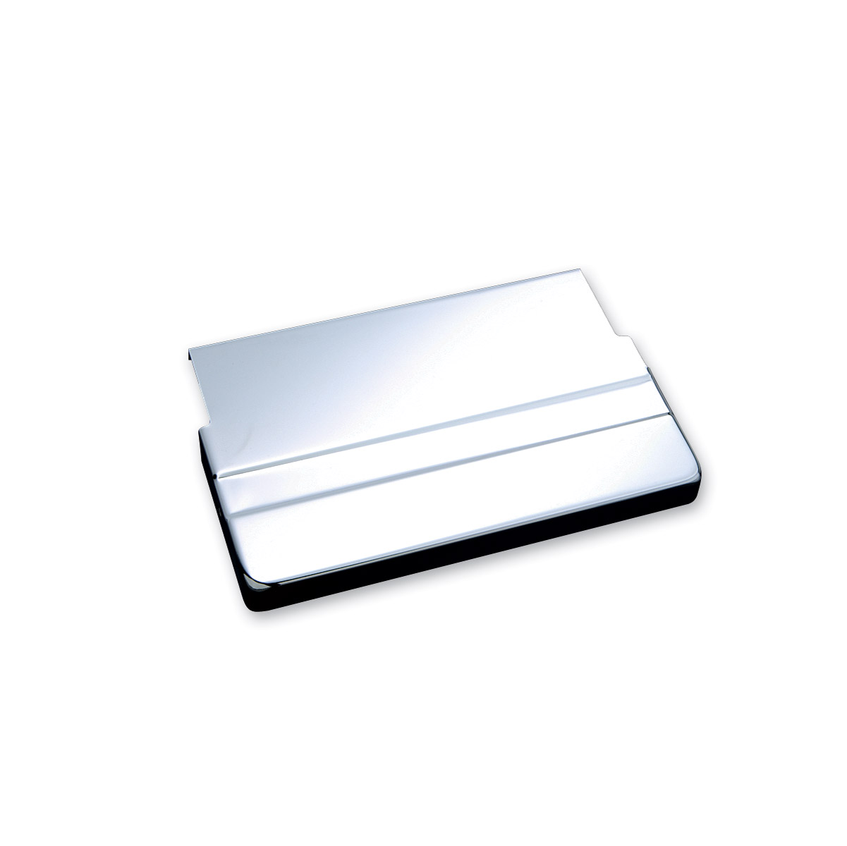 Chrome Battery Top Cover