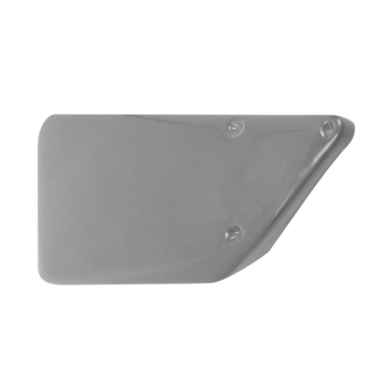 J&P Cycles® One Piece Battery/Ignition Module Cover