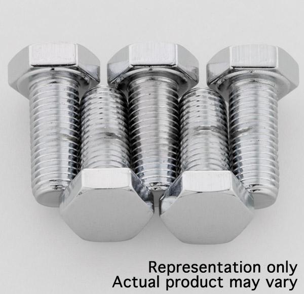 Gardner Westcott 3/8″-24 x 1-1/4″ Chrome Grade 5 Hex Head Capscrews