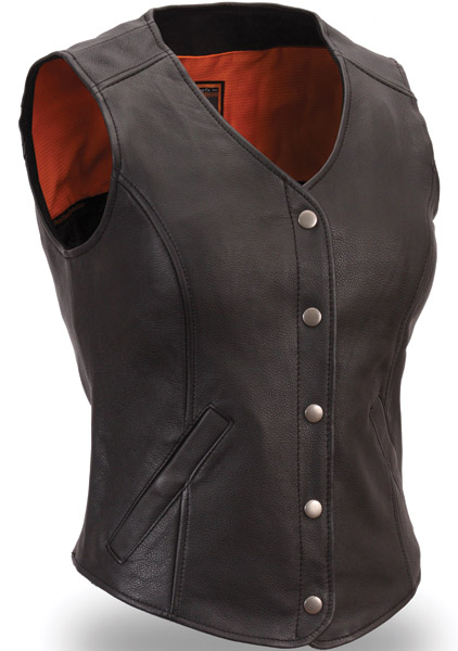 First Manufacturing Co. Women's Extremely Stylish, Longer Length Vest