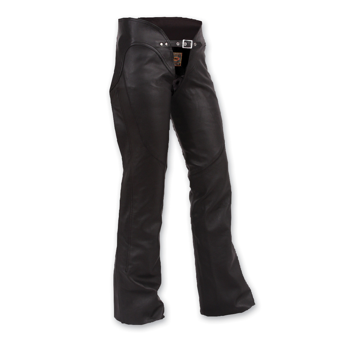 First Manufacturing Co. Women's Belted Chap with Adjustable Thigh Fitting