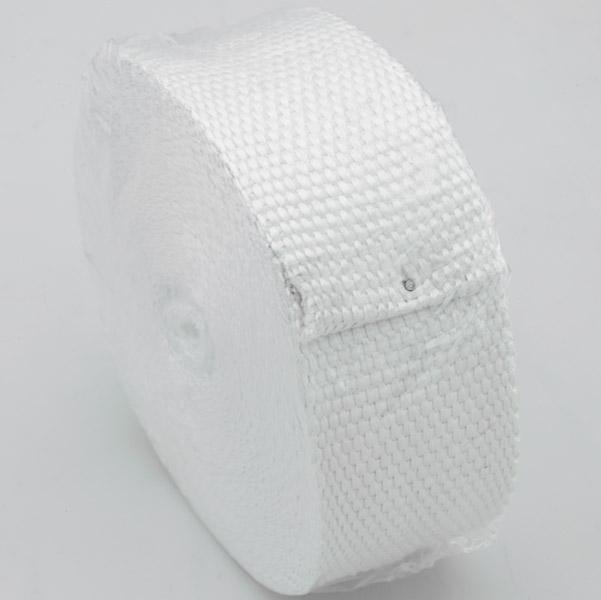 Design Engineering Inc. Budget Exhaust Wrap - White