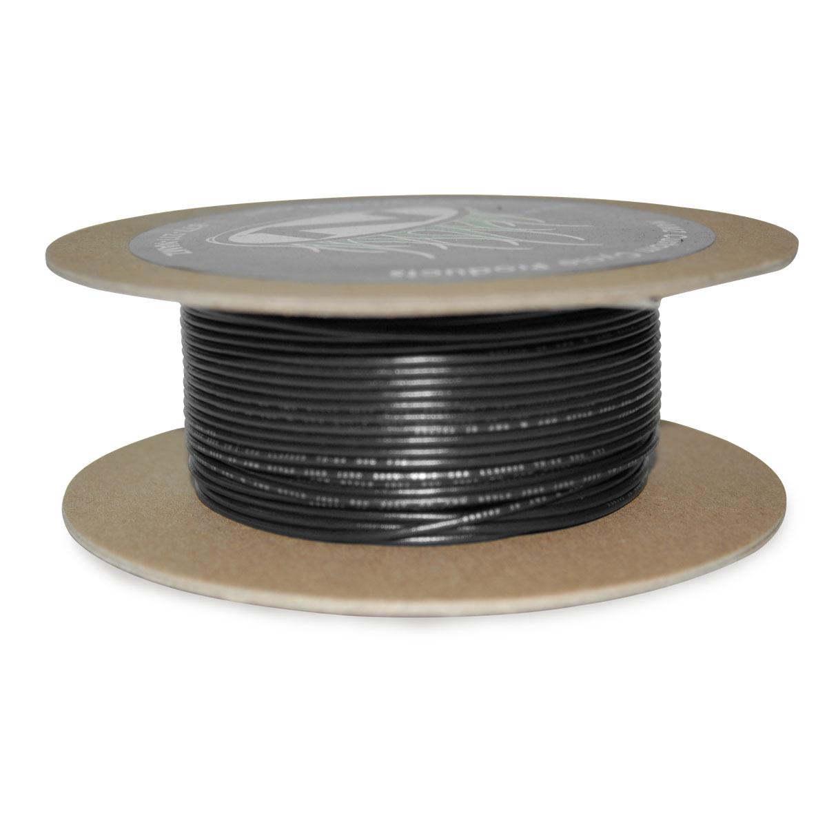 NAMZ Custom Cycle Black 18-Gauge Wire