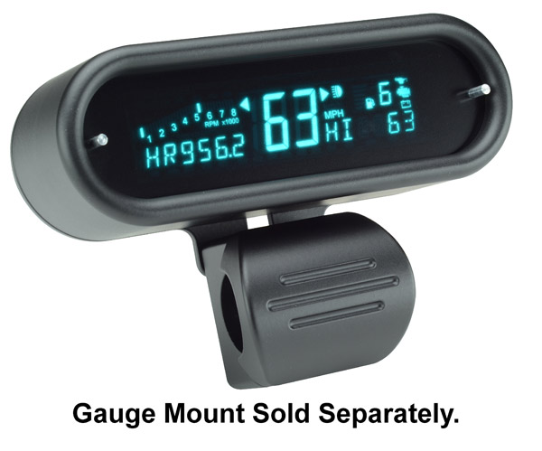 352 560_A dakota digital black classic multi function led gauge 352 560 Simple Motorcycle Wiring Diagram at gsmx.co
