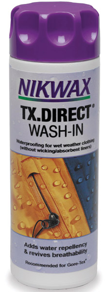 NIKWAX TX Direct Wash-in for Garments