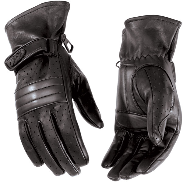 River Road Men's Monterey Leather Gloves