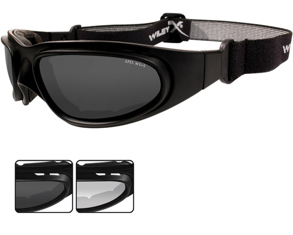 b8cc4acf51e Wiley X SG-1 V-Cut (Advanced Ventilation) Goggles - 70