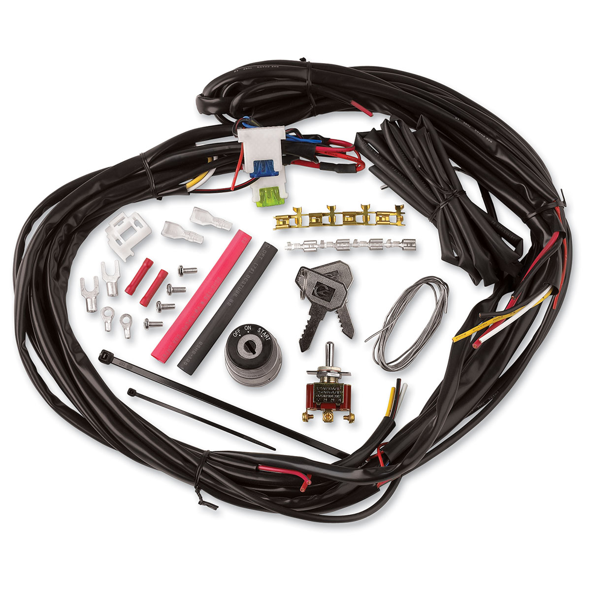 CycleVisions Custom Wire Harness