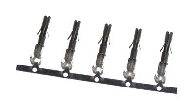 NAMZ Custom Cycle Stamped U-barrel Pins Crimp Terminals