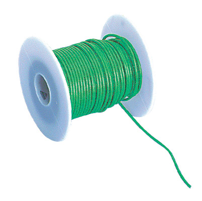 35′ Green 16-Gauge Primary Wire