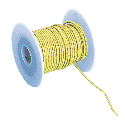35′ Yellow 16-Gauge Primary Wire
