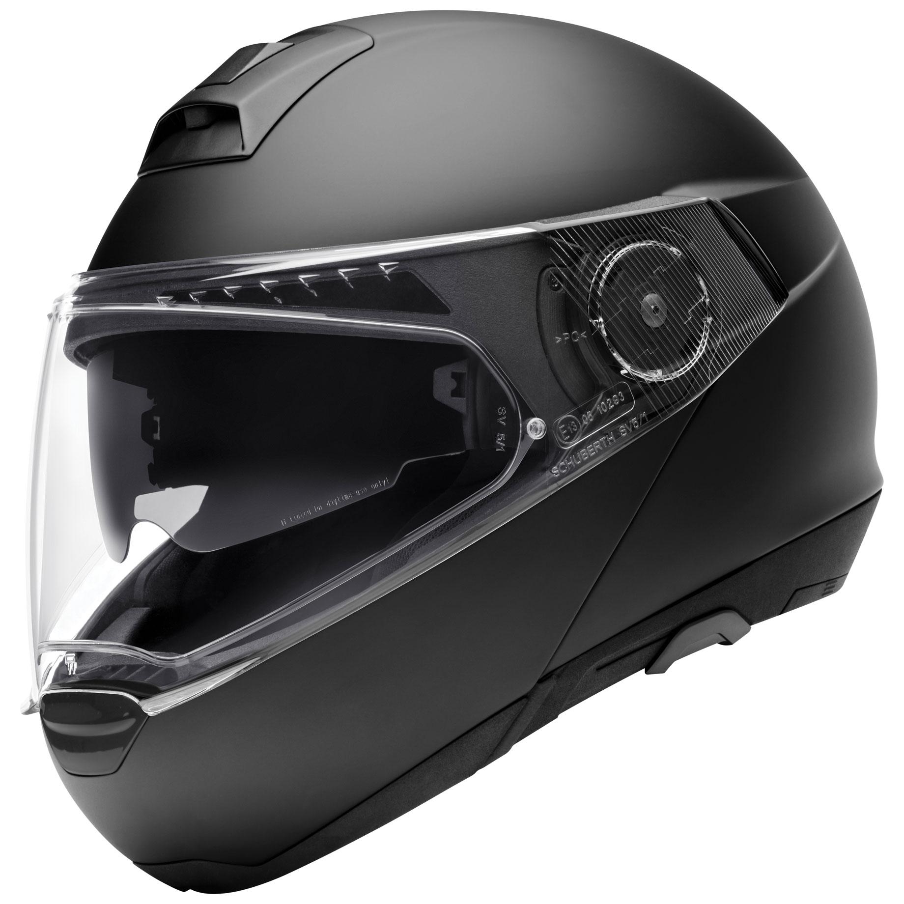 Schuberth C4 Pro Matte Black Modular Helmet