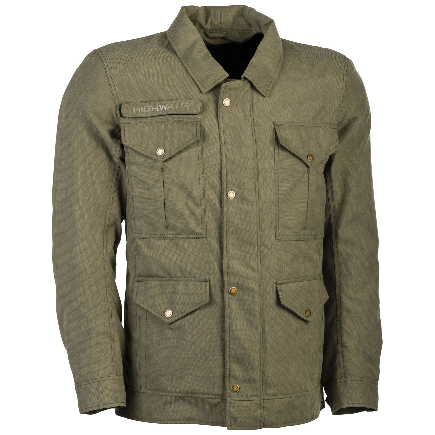 Highway 21 Men's Winchester Green Jacket