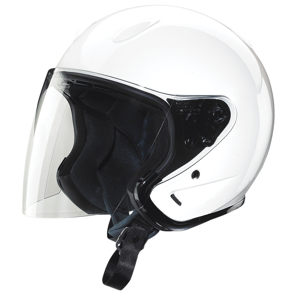 Z1R Ace White Open Face Helmet