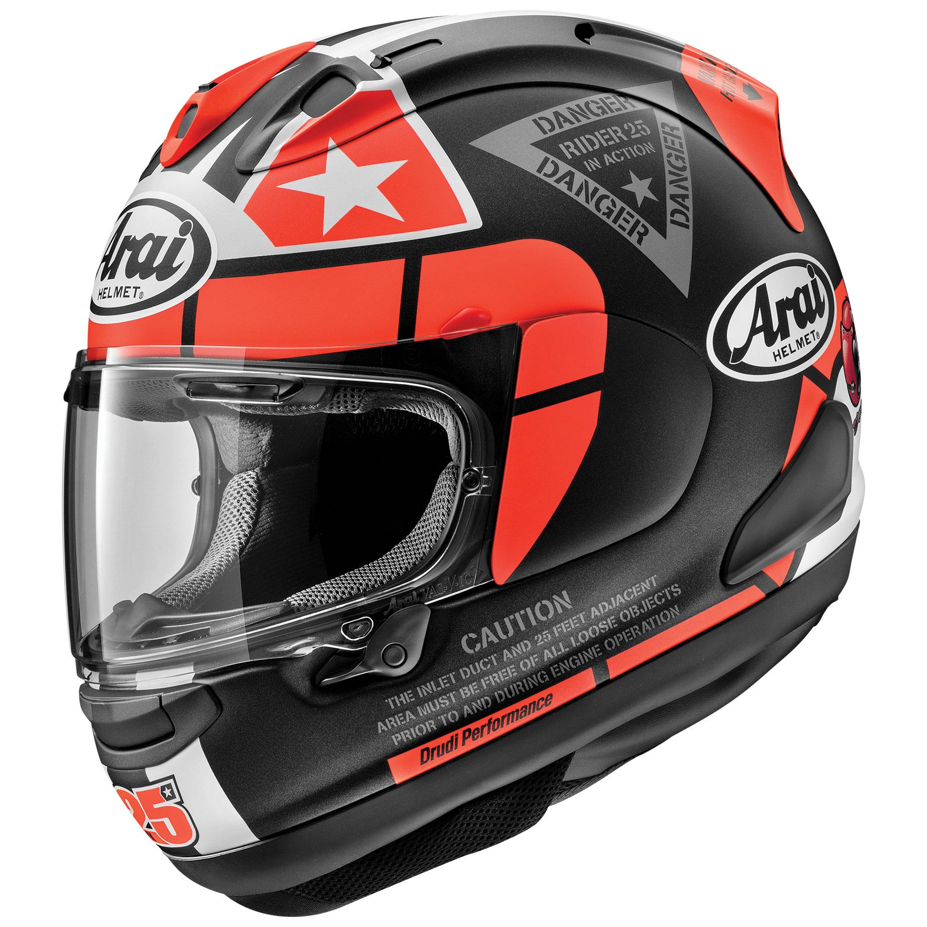 Arai Corsair-X Vinales 2018 Full Face Helmet