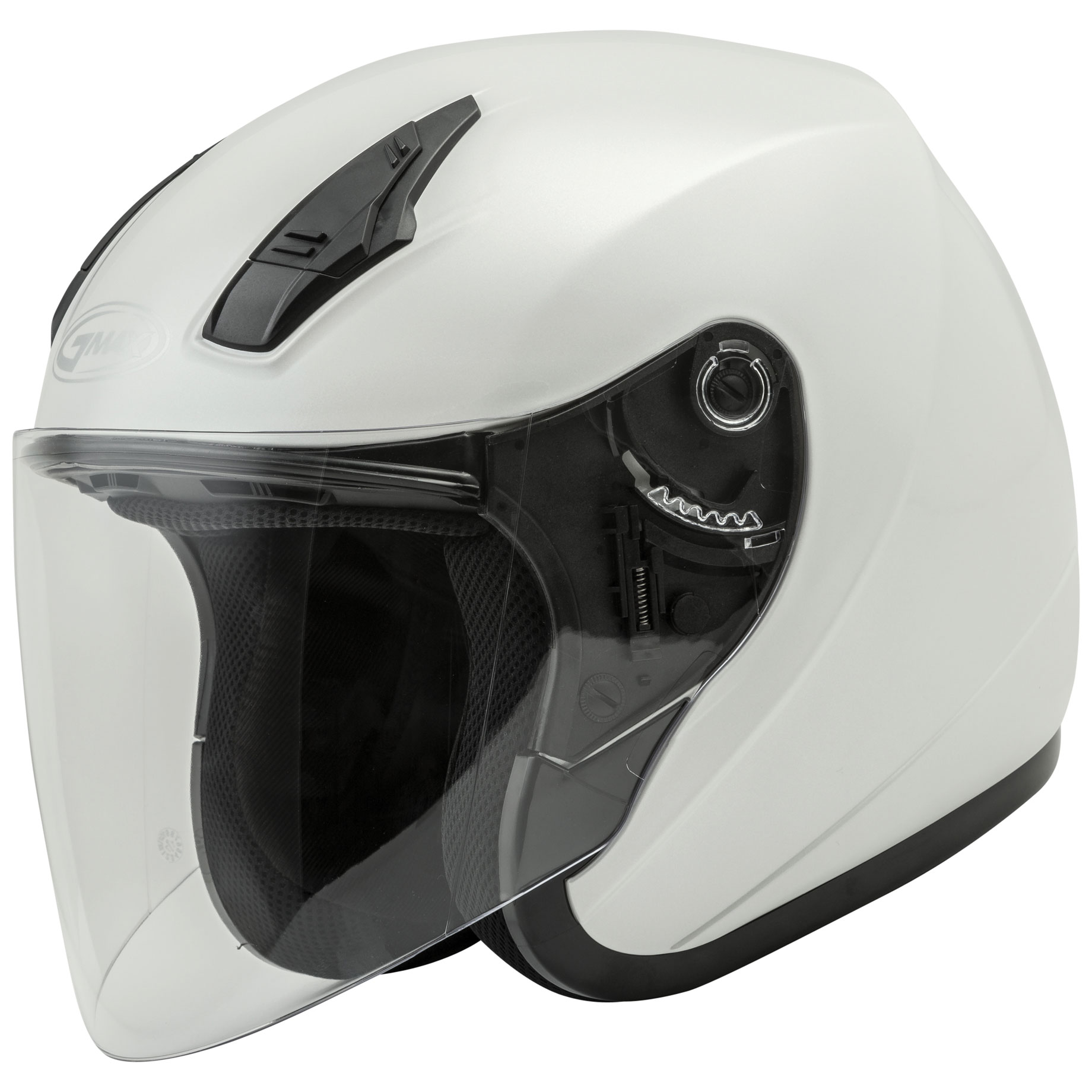 GMAX OF17 Pearl Open Face Helmet