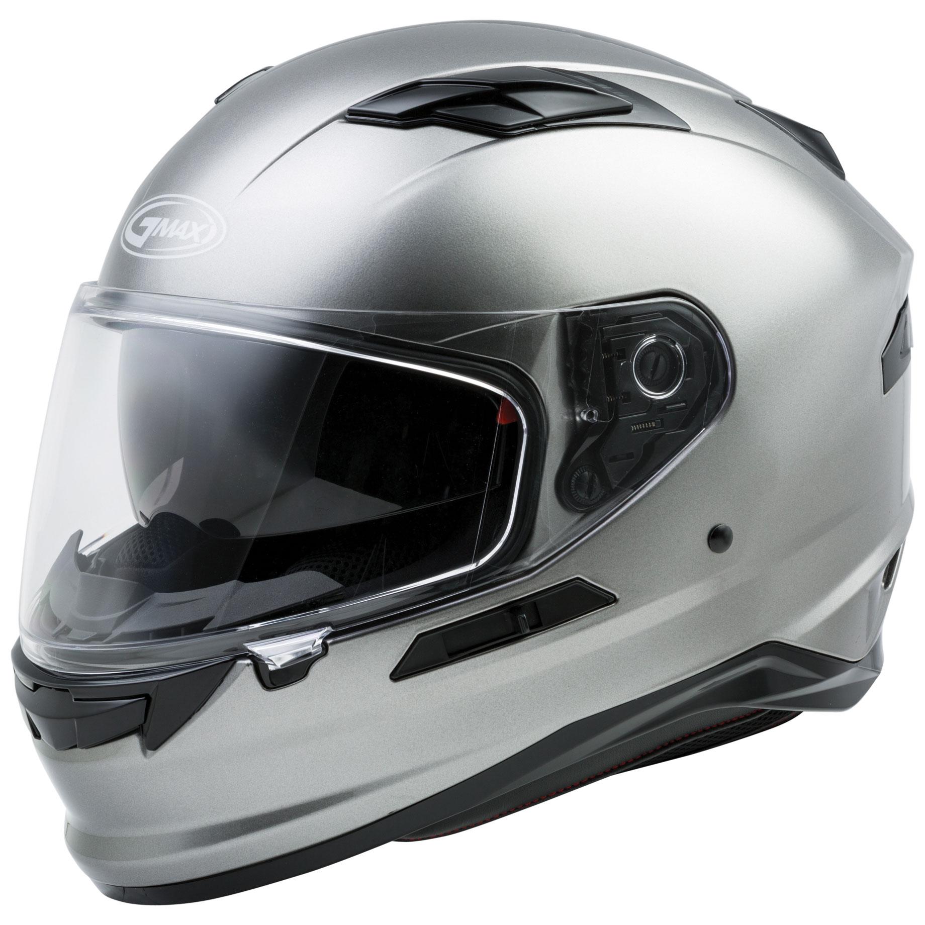 GMAX FF98 Titanium Full Face Helmet