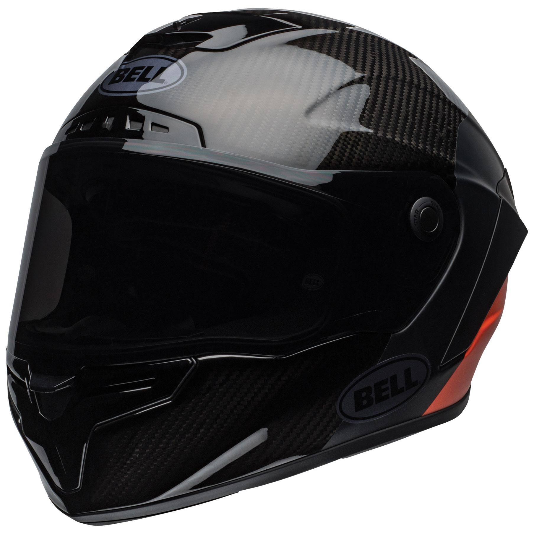Bell Race Star Flex DLX Lux Full Face Helmet
