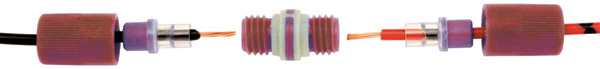 Novello Red 18-20 Gauge Water Tite Connector