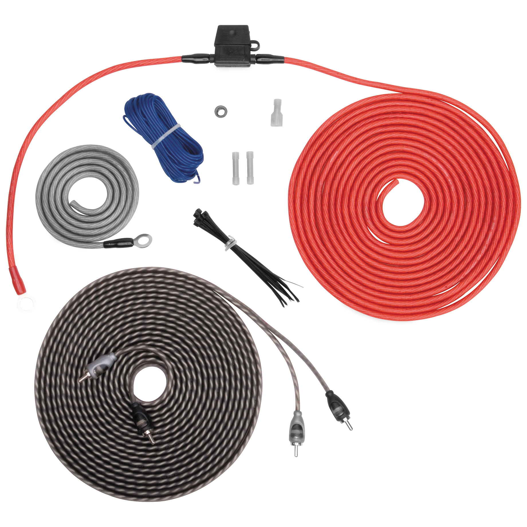 Rockford Fosgate 10-AWG Power and Signal Installation Kit