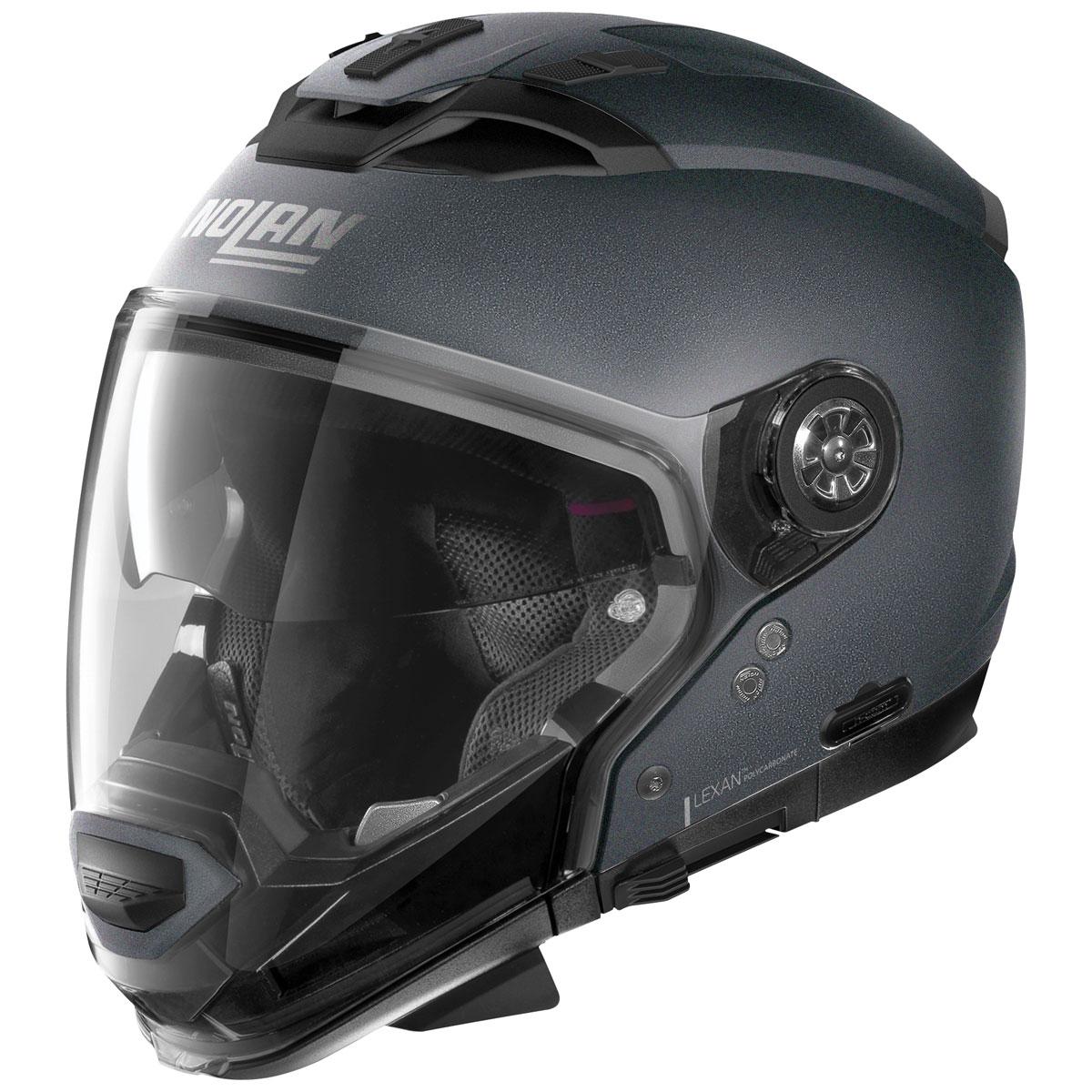 Nolan N70-2 GT Black Graphite Modular Helmet