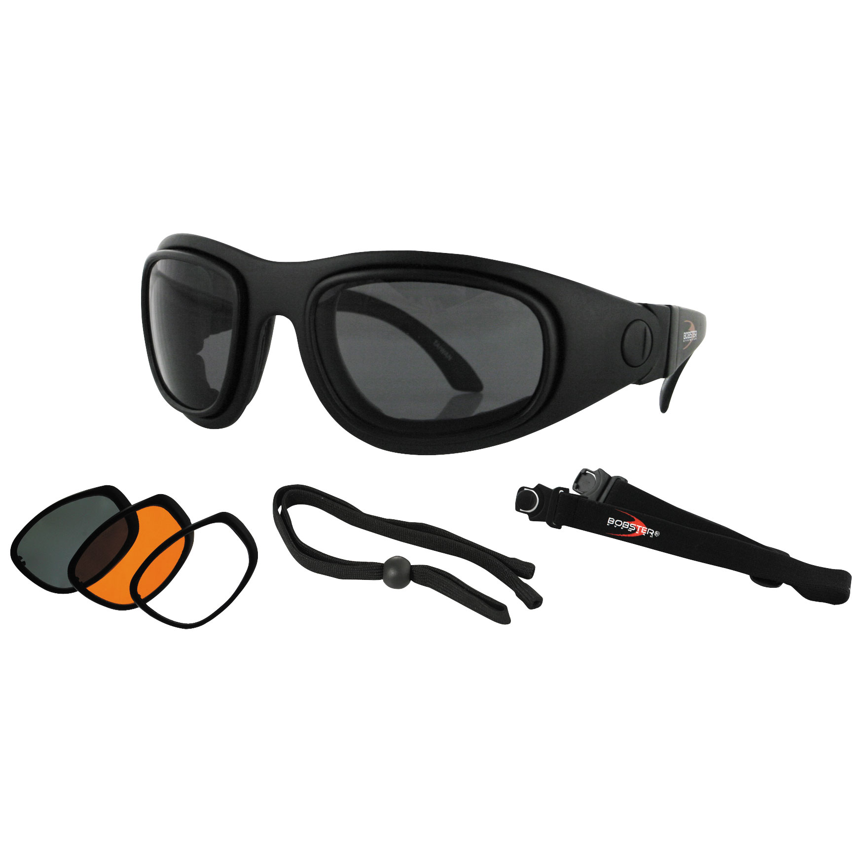 Bobster Sport and Street II Convertible and Interchangeable Sunglasses