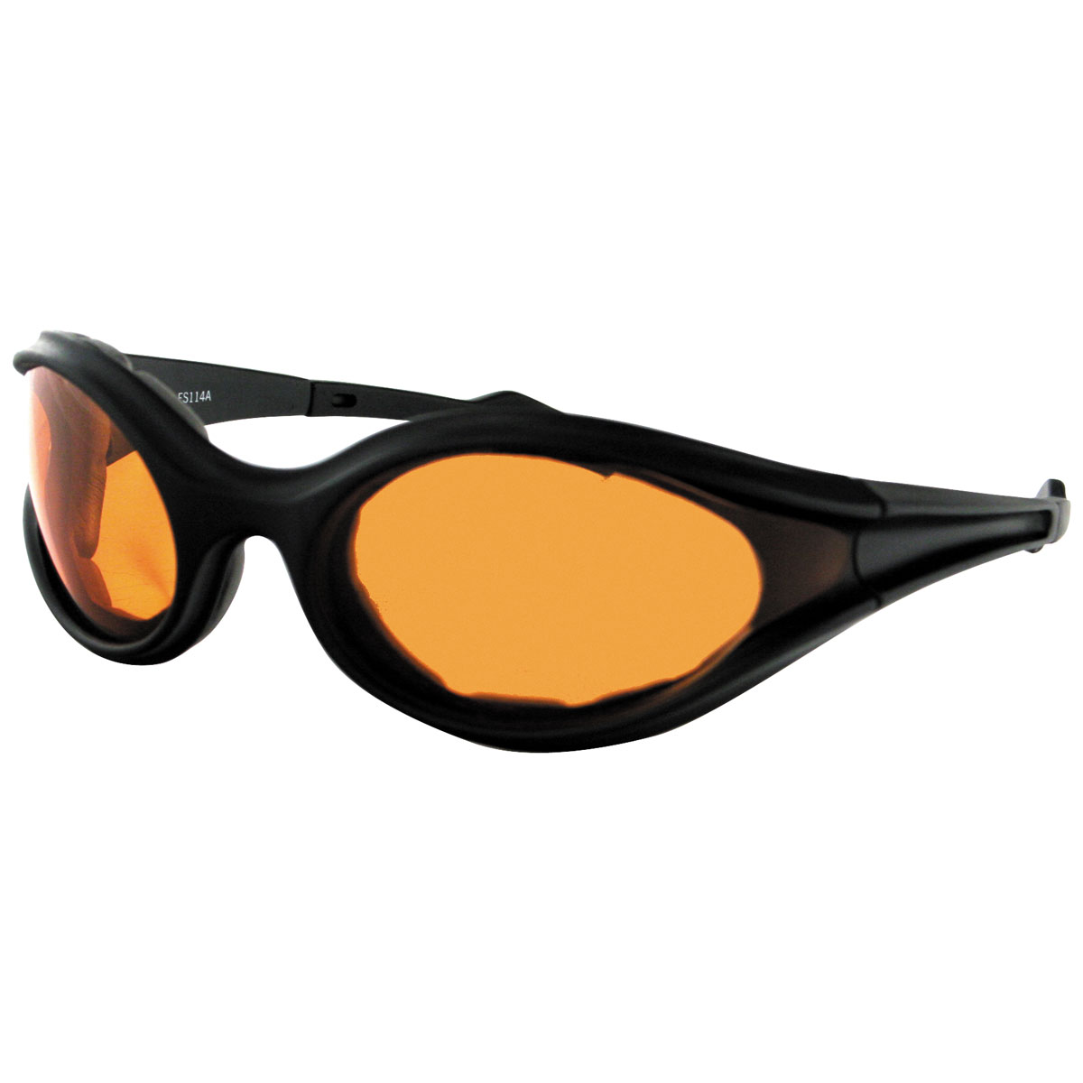 Bobster Foamerz Sunglasses with Amber Lens