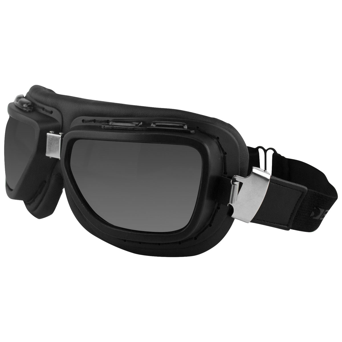 Bobster Pilot Goggles with Clear/Smoke Lens