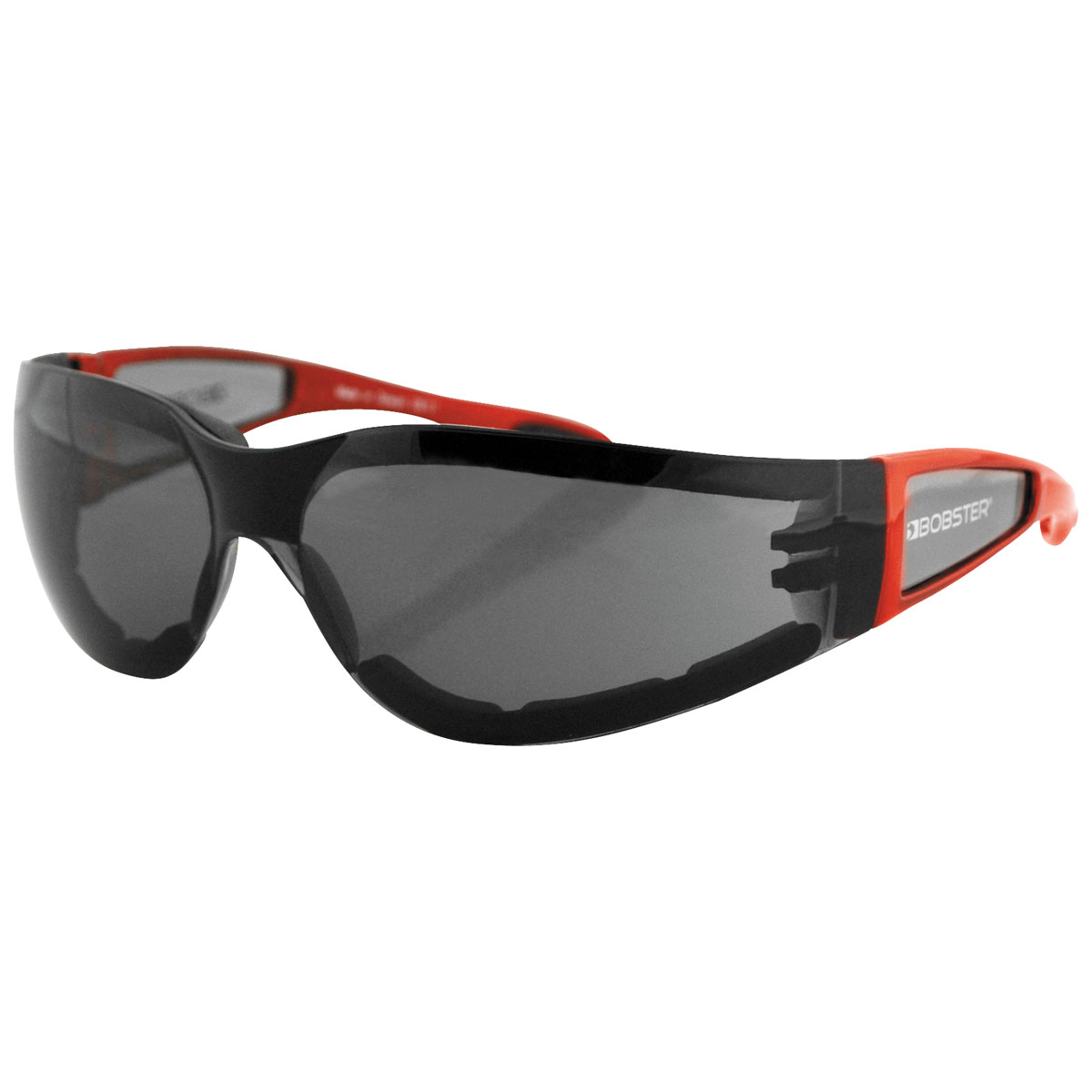 Bobster Shield II Red Sunglasses