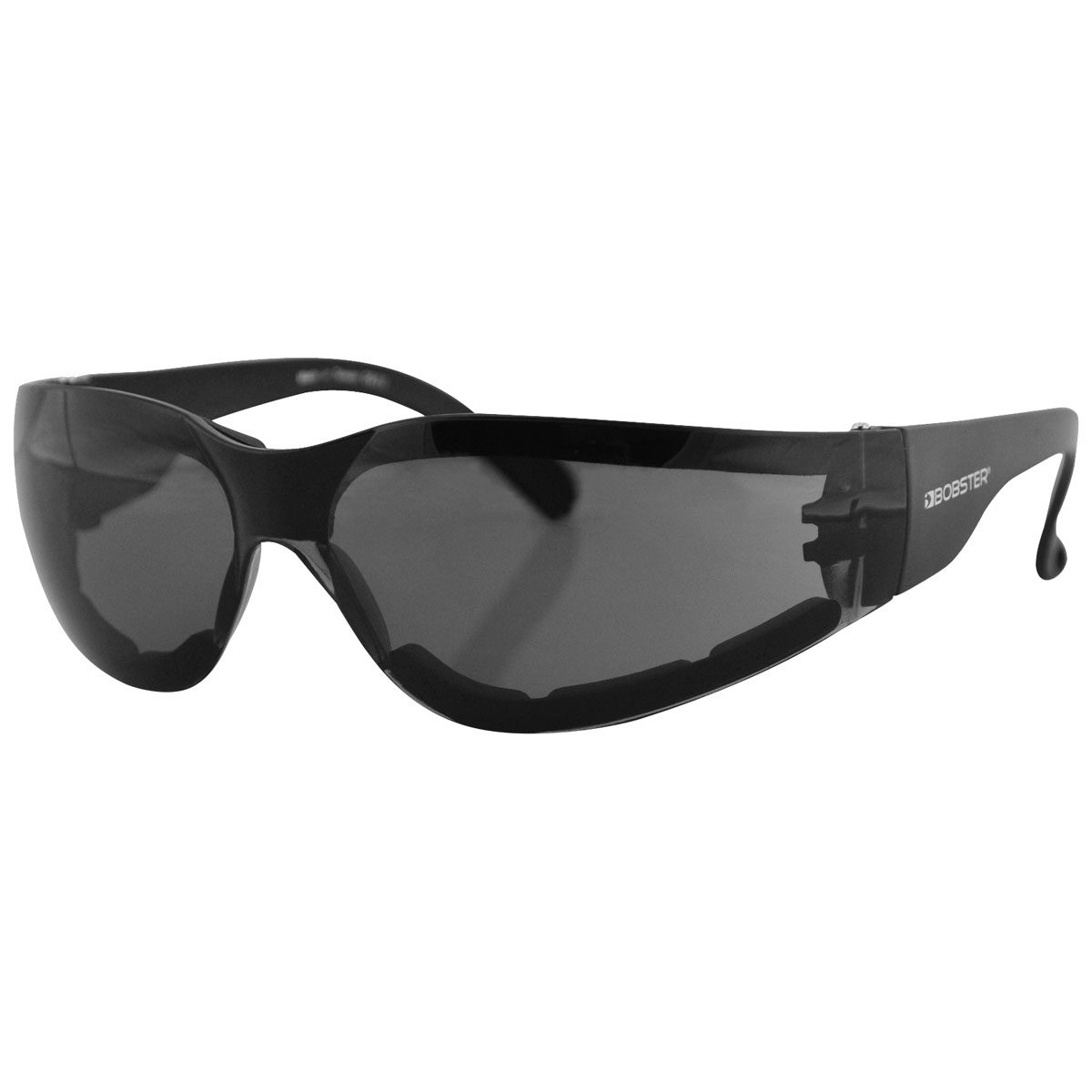 Bobster Shield III Sunglasses with Smoke Lens