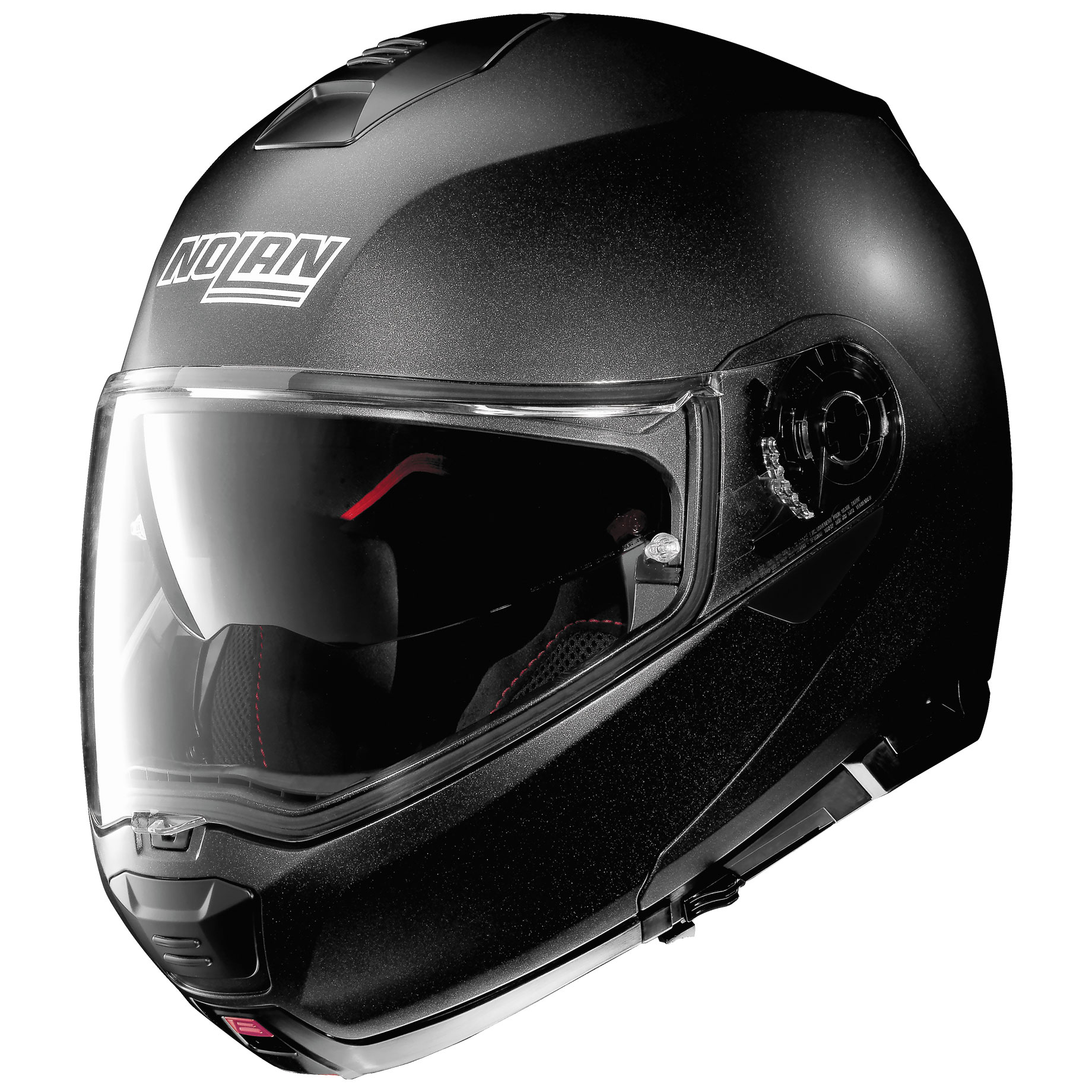 Nolan N100-5 Black Graphite Modular Helmet