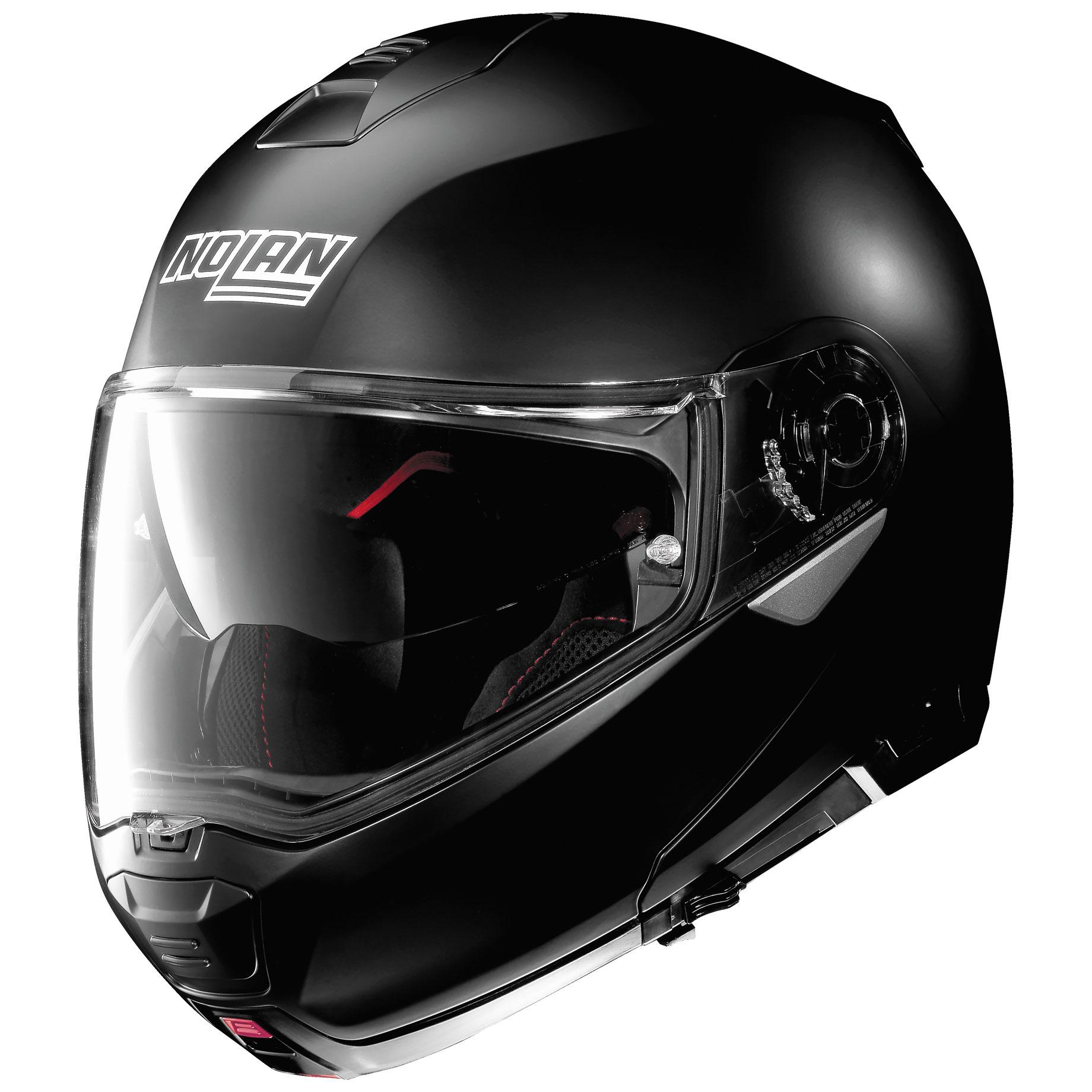 Nolan N100-5 Flat Black Modular Helmet