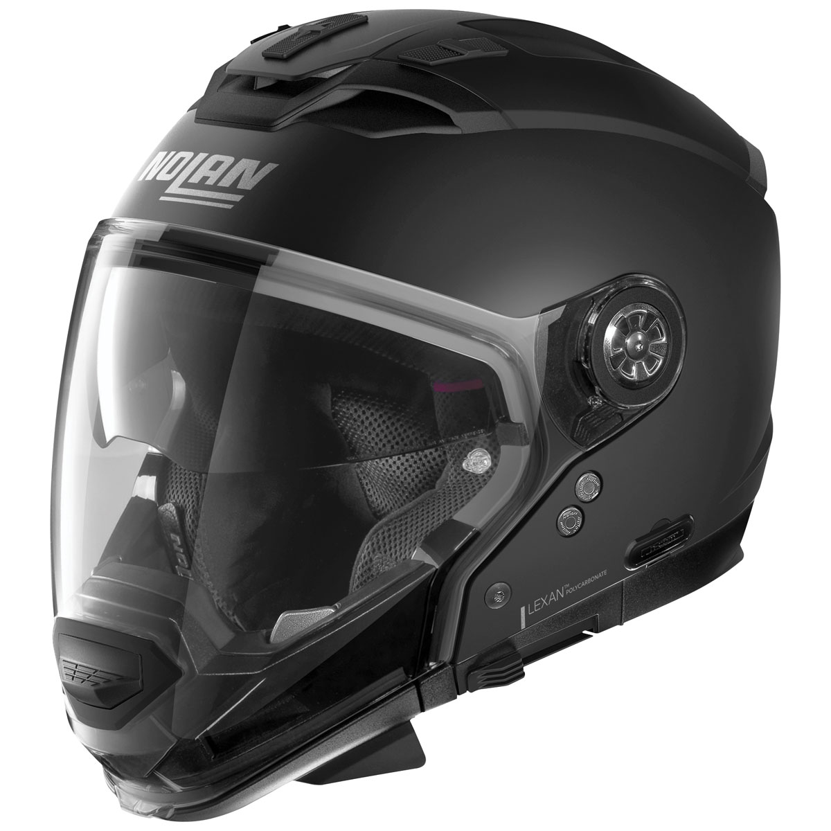 Nolan N70-2 GT Flat Black Modular Helmet