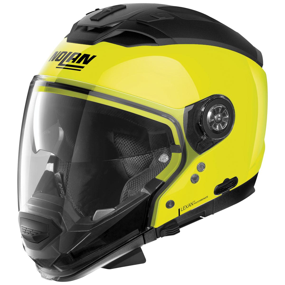 Nolan N70-2 GT Hi-Viz Modular Helmet