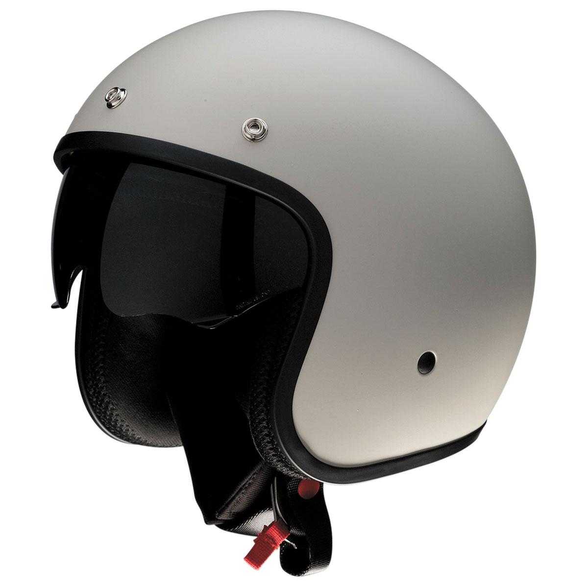 Z1R Saturn Matte Tan Open Face Helmet