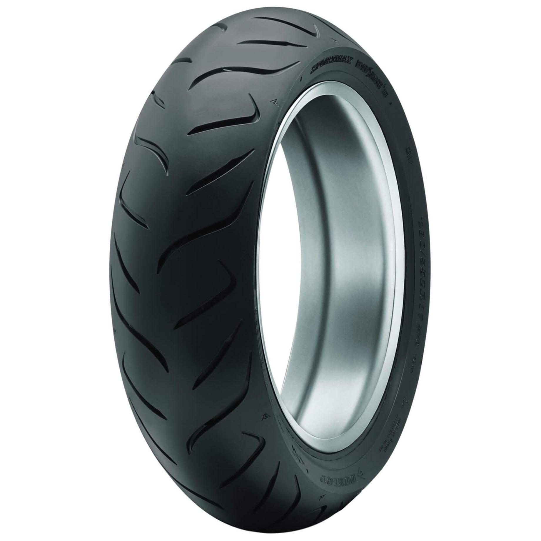 Dunlop Roadsmart II 180/55ZR17 Rear Tire